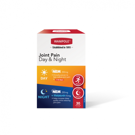Joint Pain Day & Night